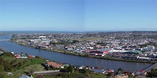 ニュージーランドのハイスクール