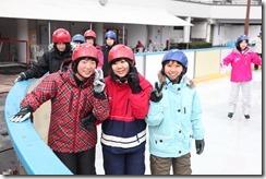 中1スケート実習 (2)