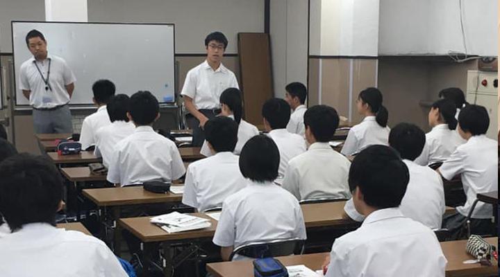 中4/文理1年 学習合宿