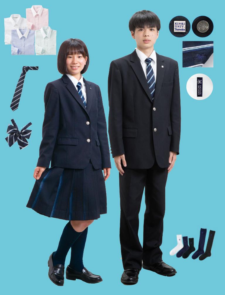高校冬制服